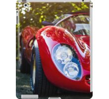 Vintage Sports Car iPad Case/Skin