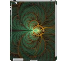 Center Of Zero iPad Case/Skin