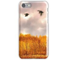 """Lessons of the First Hunt"" iPhone Case/Skin"