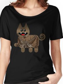 KITTEN 5/6 Women's Relaxed Fit T-Shirt