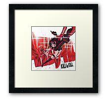 Kill le Kill Framed Print