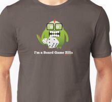 I'm a Board Game Zilla - Dark Unisex T-Shirt