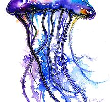 Jellyfish by Linda Callaghan