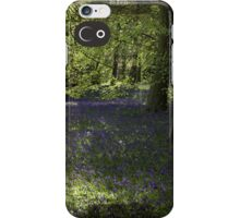 Bluebells - 1 iPhone Case/Skin
