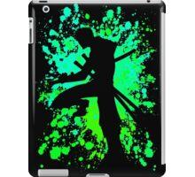 one piece roronoa zoro paint splatter anime manga shsirt iPad Case/Skin