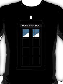 Multi-colour TARDIS T-Shirt