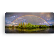 Spring Storm Canvas Print