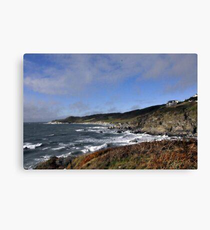 North Devon Canvas Print