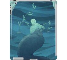 Seal Mermaid iPad Case/Skin