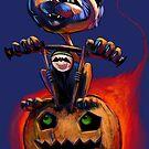 Happy Halloween by Tom Godfrey