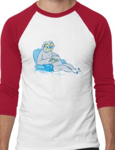 Sloth Men's Baseball ¾ T-Shirt