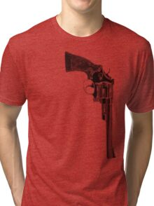 Smith & Wesson .44 Magnum Tri-blend T-Shirt