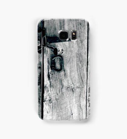 Barnwood Samsung Galaxy Case/Skin