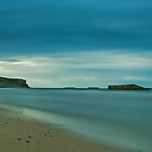 Mulberry harbour, Arromanches by cameraimagery2