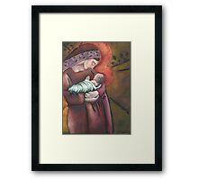 Mother & Child 2011 Framed Print