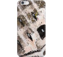 wall paint iPhone Case/Skin