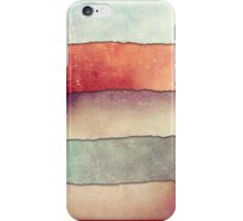 paper iPhone Case/Skin