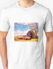 """Rural Americana"" T-Shirt"