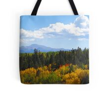 The Pikes Peak High Country Tote Bag