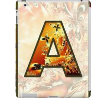 Fractal – Alphabet – A is for Abstract iPad Case/Skin