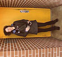 Yellow Door by ewatt94
