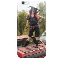 Sprocket - Wasteland's Sweetheart  iPhone Case/Skin