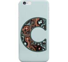 Fractal – Alphabet – C is for Complexity  iPhone Case/Skin
