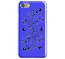 Dreams in Black .. iphone case iPhone Case/Skin