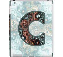 Fractal – Alphabet – C is for Complexity  iPad Case/Skin