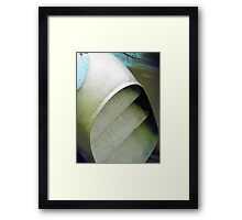 Guess what !!?? Framed Print