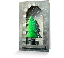 Christmas card 2011 Greeting Card
