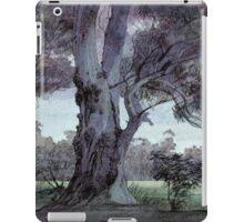 Parklands gum iPad Case/Skin