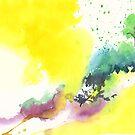 Yellow Sky 2 by Anil Nene