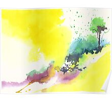 Yellow Sky 2 Poster