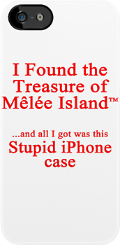 I Found the Treasure of Mêlée Island™! by Tyson Battersby