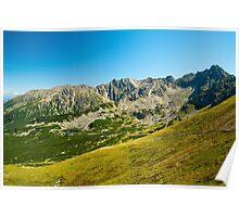 Tatra Mountains national park Poster