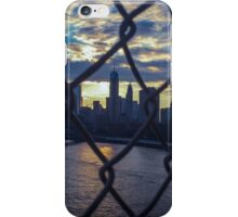 Manhattan: Caged  iPhone Case/Skin