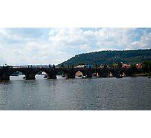 Praha architecture Photographic Print