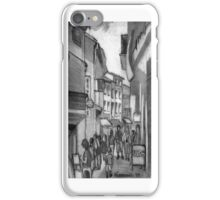 Walking and Shopping- the iPhoneCase iPhone Case/Skin