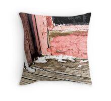 Joseph window sill Throw Pillow