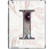 Fractal – Alphabet – I is for Illusion iPad Case/Skin