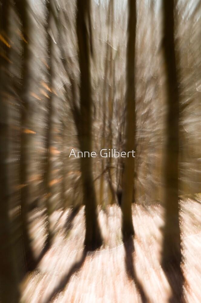 Tree Burst by Anne Gilbert