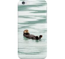 Sea Otter iPhone Case/Skin