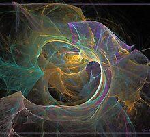 Wonderweb by Fractal artist Sipo Liimatainen