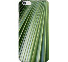 Palm Tree Leaf iPhone Case/Skin