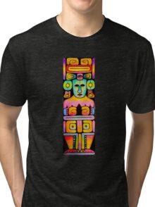 Indigenous God of Knowledge Tri-blend T-Shirt