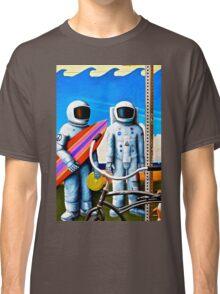 Land, Sea & Sky Classic T-Shirt