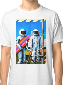 Land, Sea & Sky Classic T-Shirt