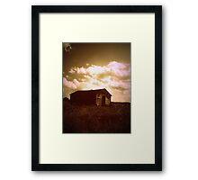 shotgun prairie Framed Print