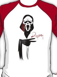 Deuces: Scream Mask Edition T-Shirt